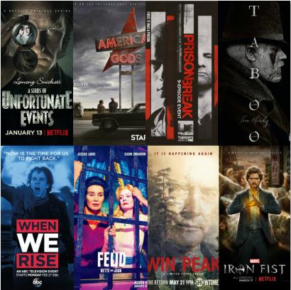 Топ 15 ожидаемых сериалов 2017 года