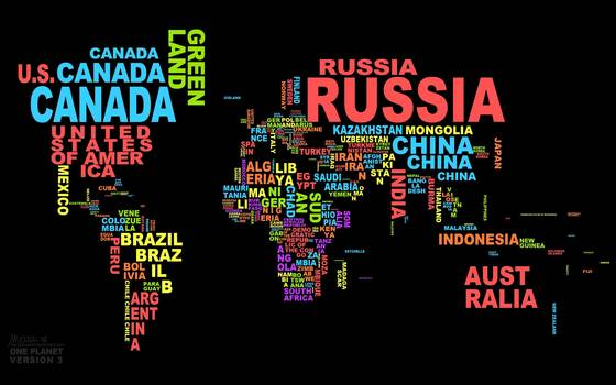 Top Largest Countries